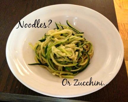zucchini plated